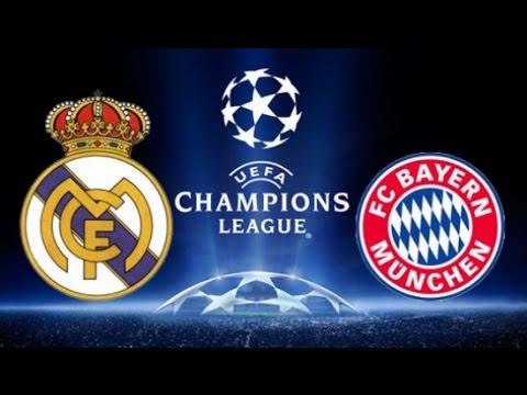 Real Madrid vs Bayern München – UEFA Champions League Live Stream