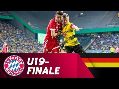 Borussia Dortmund – FC Bayern München | Highlights U19-Bundesliga Finale