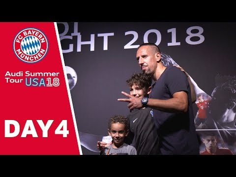 Welcome to Miami: FC Bayern looking forward to see Guardiola | USA – Day 4