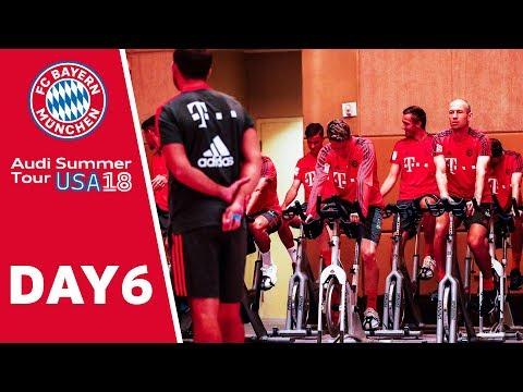 Bayern wrap up the Audi Summer Tour 2018 | USA – Day 6