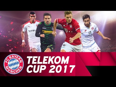 Telekom Cup 2017: FC Bayern trifft auf den Gastgeber!