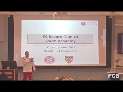 FC Bayern München – Youth Academy Structure – 2015