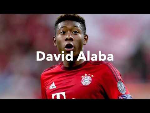 Top 10 Bayern Munich Players Of The 2015/2016 Season
