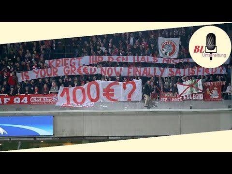 Champions League: FC-Bayern-Fans mit Protest gegen Ticketpreise