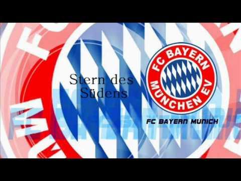 Stern des Südens   FC Bayern München +Lyrics