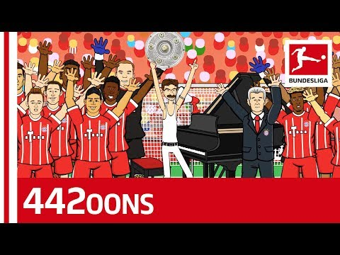FC Bayern München Champions Song – Powered by 442oons
