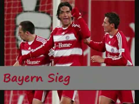 FC Bayern-Stern des Südens mit Songtext