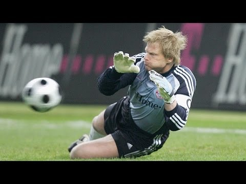 Oliver Kahn – Best Goalkeeper Ever ● 1994-2008