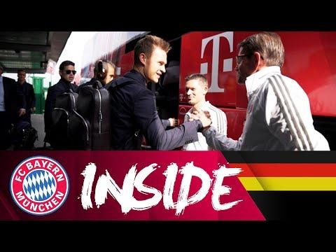 So sieht's im FC Bayern Mannschaftsbus aus! 🚌  – Teil 2 | Inside FC Bayern