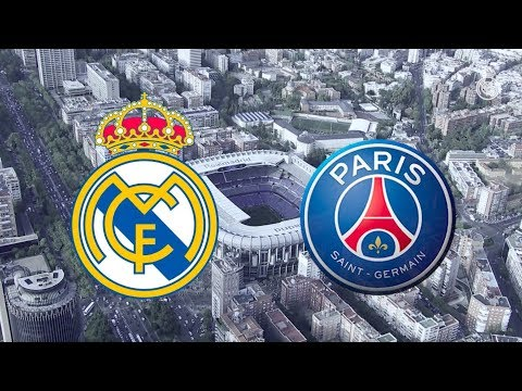 Real Madrid vs PSG: 3 – 1
