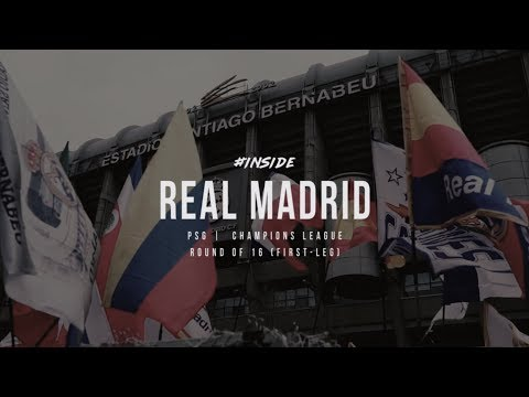 Inside Real Madrid #3 | Real Madrid vs PSG: 3-1 (1st leg)