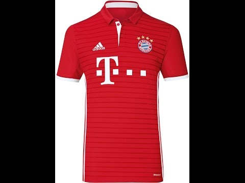 Season 6 Episode 9: FC Bayern Munich 2016/17 Home Jersey First Look/Review