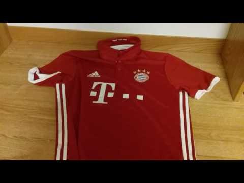 FC Bayern Munich Adidas Jersey 2016/17