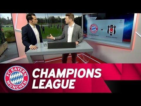 FC Bayern – Besiktas Istanbul: Stimmen und Impressionen zur CL-Auslosung | ReLive