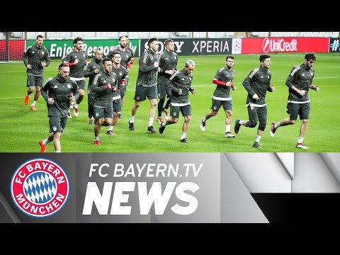 Bayern Munich in Istanbul – Champions League Round of 16 – 2nd Leg