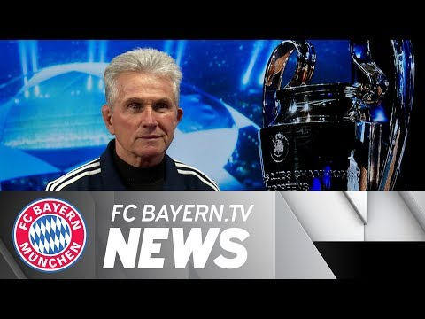 """Great atmosphere!"" Heynckes, Robben, Müller & more on Besiktas Istanbul"