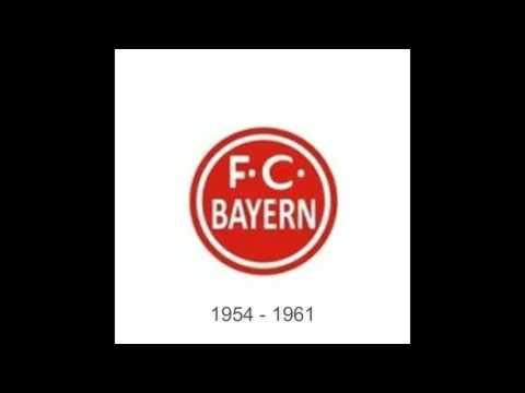 Bayern Munchen Logo History 1906   2016