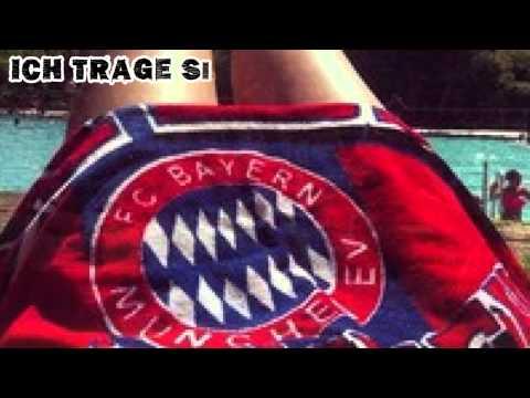 » Ich trag' sie mit Stolz, die Farben Rot – Weiß! ♥ (FC Bayern)