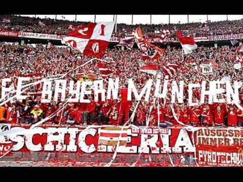 Bayern Munich-Crowd that sings