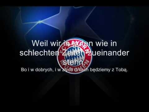 Bayern Monachium hymn – Stern des Sudens (POLSKIE NAPISY!!!)