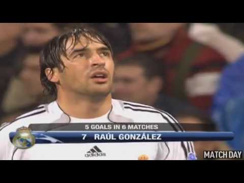 Real Madrid vs Bayern Munich 3-2 – All Goals & Extended Highlights – Champions League 20/02/2007 HD