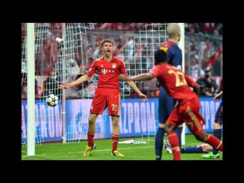 Wurde dem FC Bayern das Champions-League-Halbfinale 2013 vom FC Barcelona geschenkt?