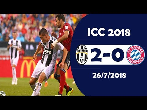 Juventus vs Bayern Munich 2-0 | Highlights & Goals | ICC 26/7/2018