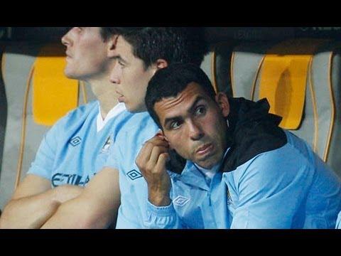 Carlos Tevez refuses to play against Bayern Munich?