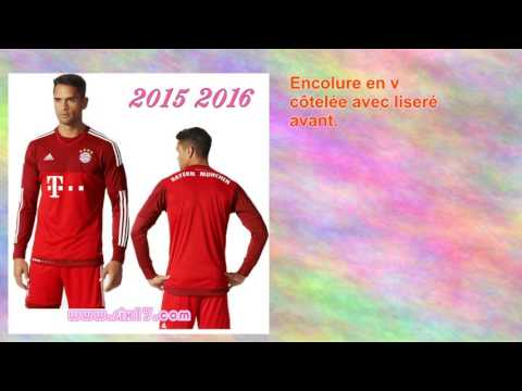 adidas Fc Bayern Extérieur Goalkeeper Maillot manches longues