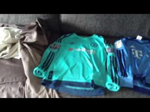 Keeper Shirt Battles: Chelsea vs Bayern Munich