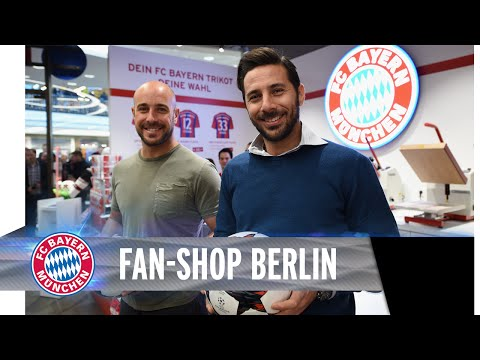 FC Bayern Fan-Shop Berlin
