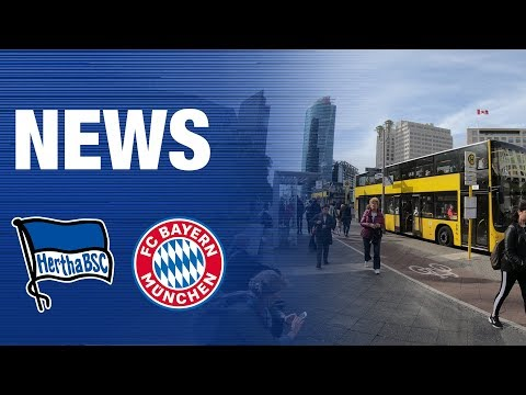 BAYERN-SHOP IN BERLIN?! – Kiez-Tour in Mitte – News – Hertha BSC