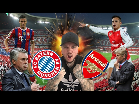 Bayern Munich v Arsenal | We Have Nothing To Lose | Match Preview