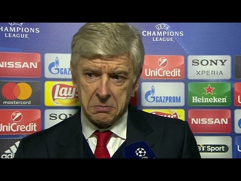 Bayern Munich 5-1 Arsenal – Arsene Wenger Post Match Interview