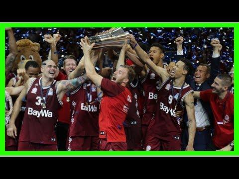 FC Bayern Basketball: Mission Double-Verteidigung ohne Anton Gavel?