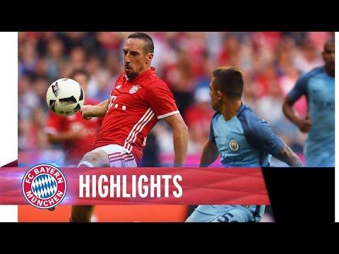 Highlights: FC Bayern vs. Manchester City | Testspiel