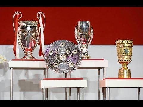 Dante – Wir gewinnen die Meisterschaft (Offizielle Triple Song 2013 FC Bayern)