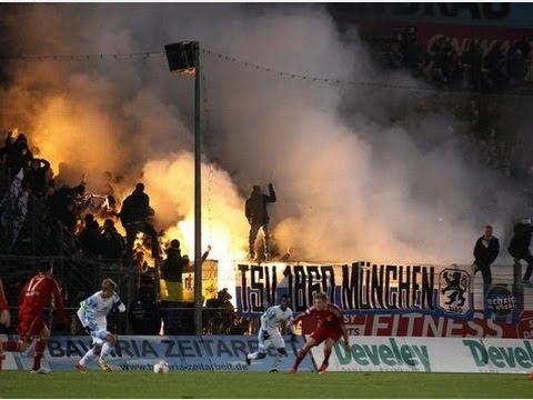 FC Bayern – TSV 1860 Löwen gewinnen Amateur-Derby