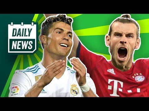 Champions League Finale! Bale zum FC Bayern? Kaderumbruch beim BVB! Neuer zur WM? Daily News