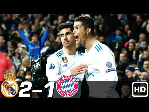 Real Madrid vs Bayern Munich 2-1 – All Goals & Highlights RÉSUMÉ & GOLES ( Last Matches ) HD