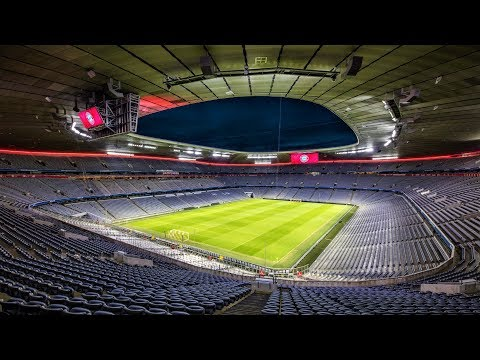 Allianz Arena – Bayern München Football Stadium « Munich – Germany »