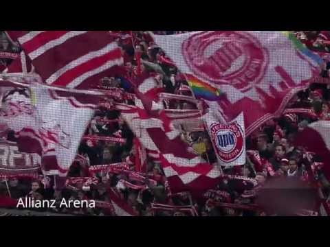 Places to see in ( Munich – Germany ) Bayern Munich Allianz Arena