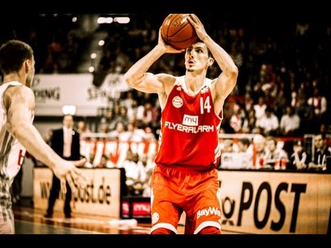 2. Spieltag: FC Bayern Basketball vs Brose Baskets (84:74)