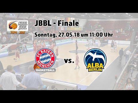 JBBL Finale 2018: FC Bayern Basketball – ALBA BERLIN