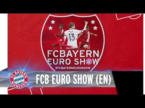 11 Bayern Players Ready for EURO | FC Bayern EURO Show