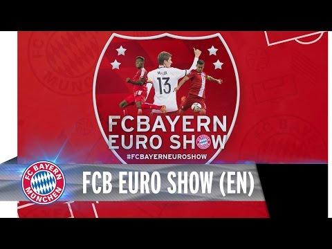 11 Bayern Players Ready for EURO |FC Bayern EURO Show