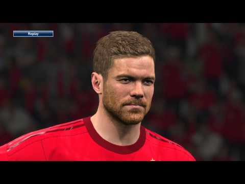 Pes 16 Fc Bayern Munich Players Faces