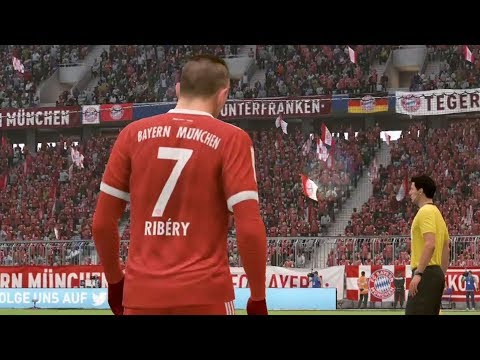 FIFA 18 – FC Bayern Munich vs Real Madrid CF – Gameplay (HD) [1080p60FPS]