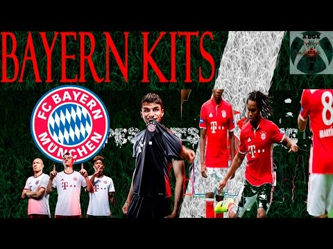 BAYERN KITS PES 2017 XBOX ONE