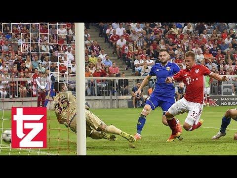 FC Bayern München: Der Lauf von Joshua Kimmich